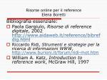 risorse online per il reference elena boretti29