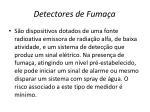 detectores de fuma a