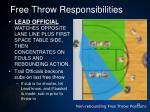 free throw responsibilities1