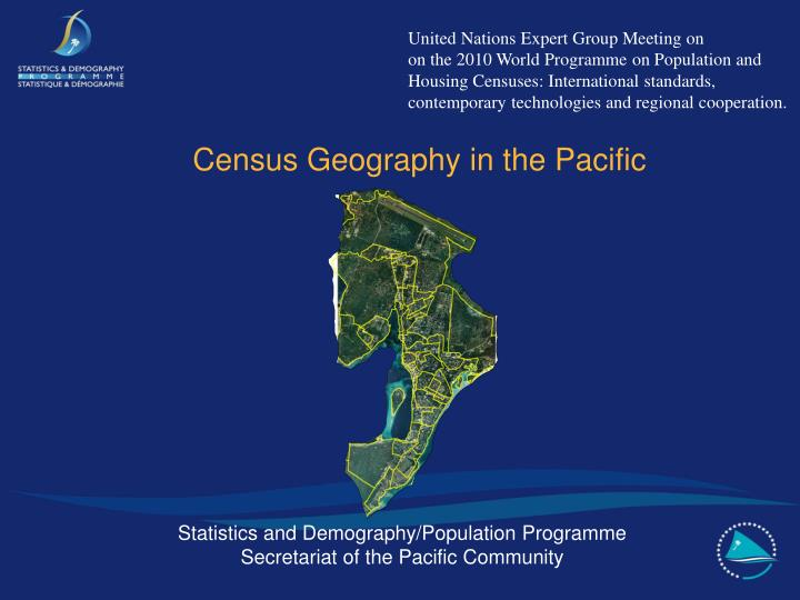 census geography in the pacific n.