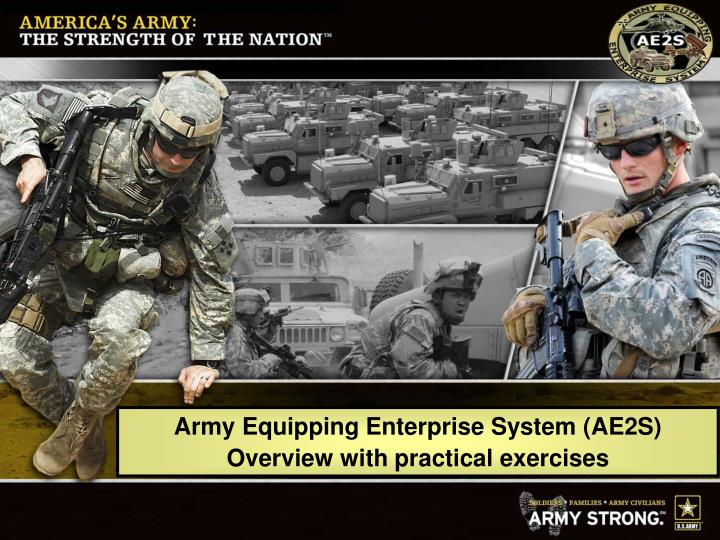 Ppt army equipping enterprise system powerpoint presentation id army equipping enterprise system ae2s toneelgroepblik Gallery