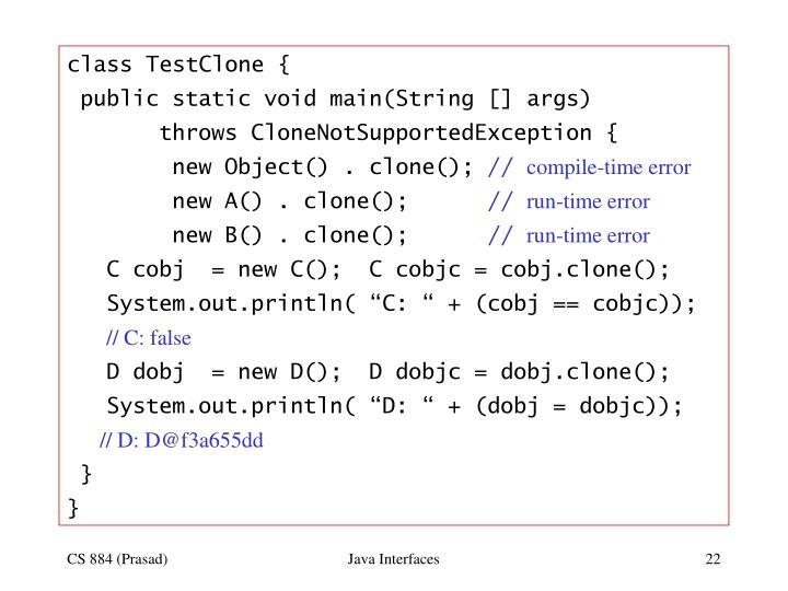 class TestClone {