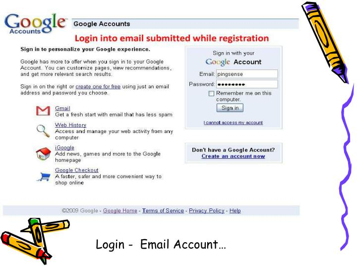 Login -  Email Account…