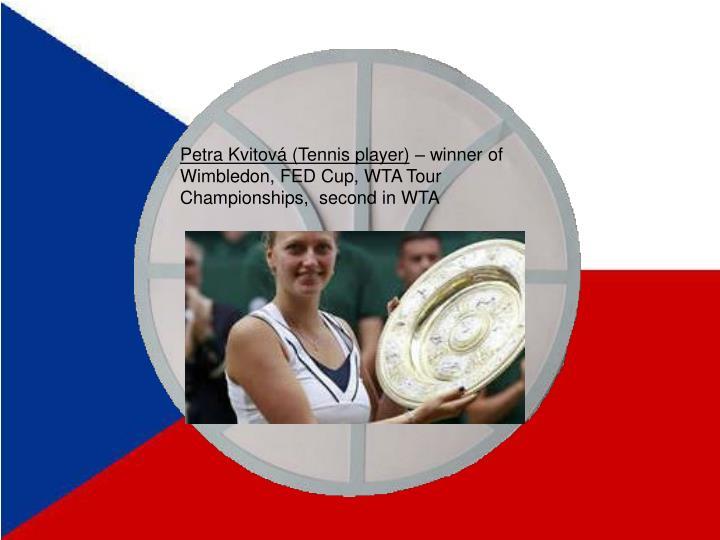 Petra Kvitová (Tennis player)