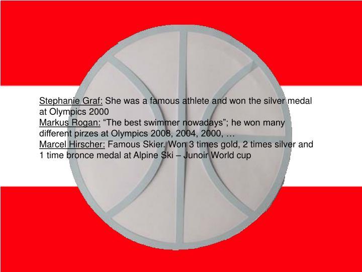 Stephanie Graf:
