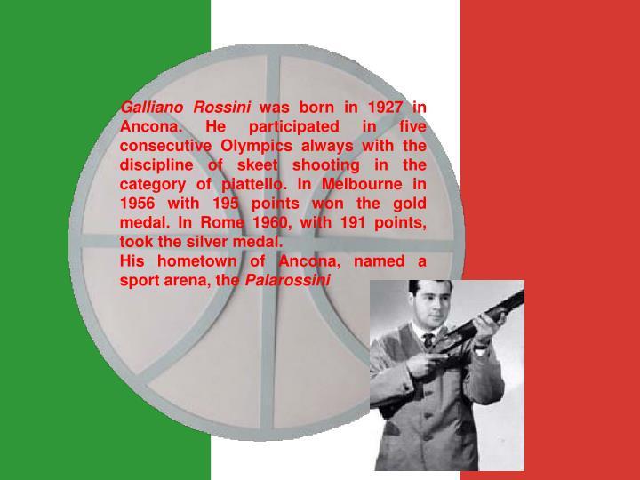 Galliano Rossini