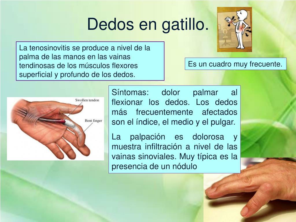 lesiones tendinosas de la mano slideshare