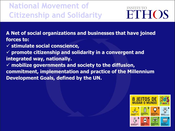 National Movement of Citizenship and Solidarity