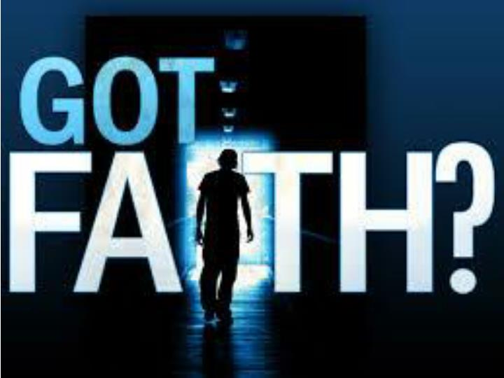 Grace is god s side of the equation faith is the human part of the equation