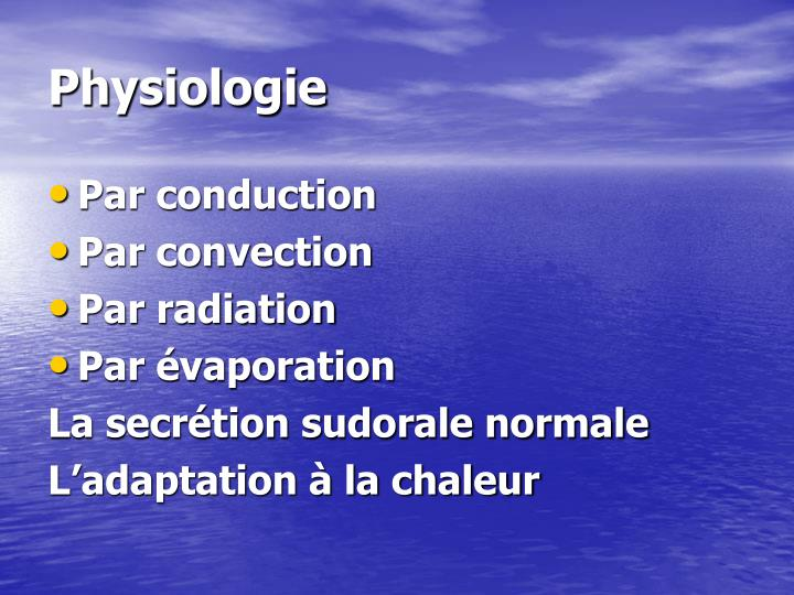 Physiologie1
