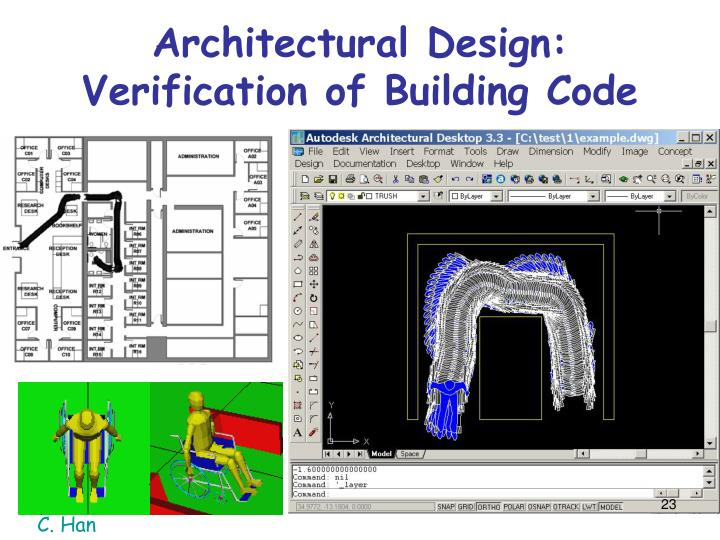 Architectural Design: Verification of Building Code