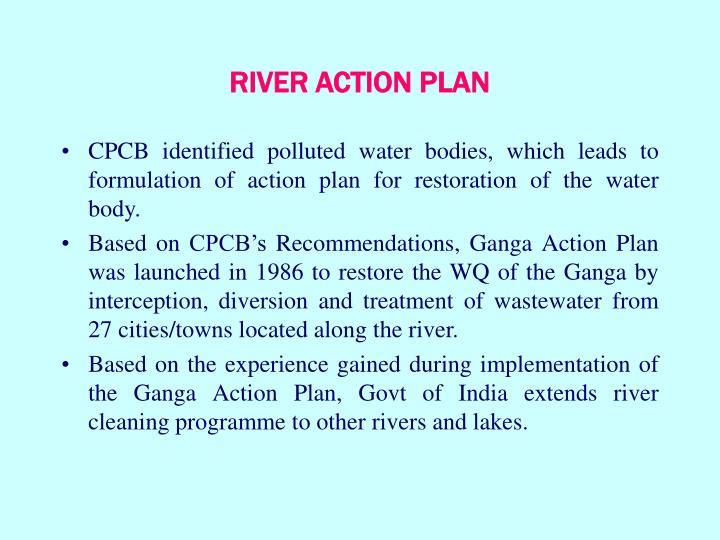 RIVER ACTION PLAN