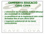 campanya educaci cave cova4