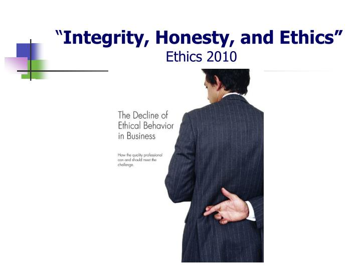 an introduction to ethical view of a business perspective Making good ethical decisions requires a trained sensitivity to ethical issues and a practiced method for exploring the ethical aspects of a decision and weighing the considerations that should impact our choice of a course of action.