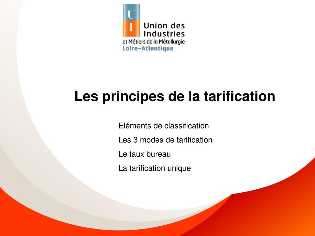Ppt La Tarification Des At Mp Powerpoint Presentation Free Download Id 3999162