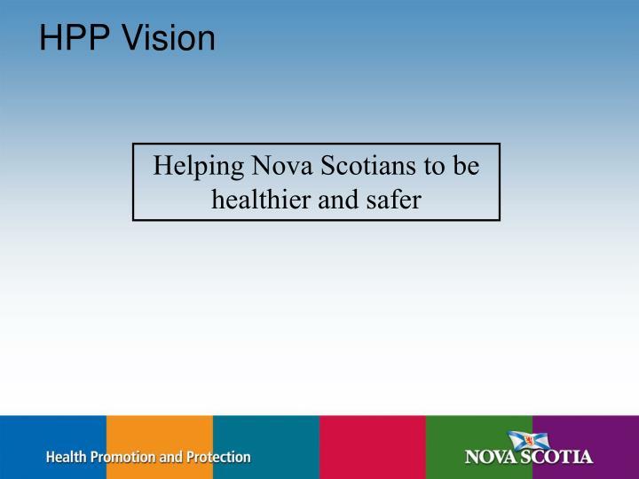 HPP Vision