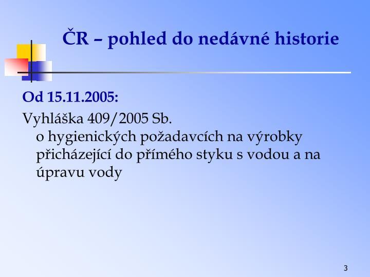 R pohled do ned vn historie1