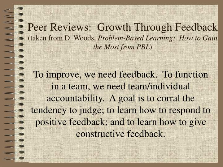 review constructive feedback to motivate learners Giving constructive feedback part of being an effective manager or supervisor is knowing what feedback to give the trick is learning how to give it review.