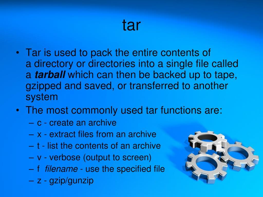 PPT - Linux Admin Tasks PowerPoint Presentation - ID:3999808