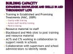 building capacity expanding knowledge and skills in asd throughout lcps