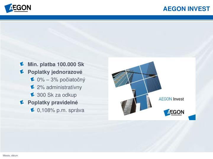 AEGON INVEST