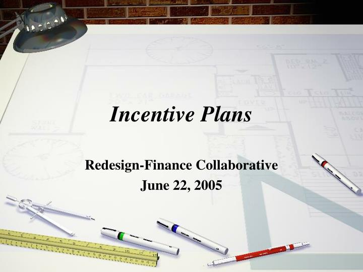 incentive plans Group incentives/team based compensation under individual incentive system workers are paid on the basis of their personal performance their wages will be.