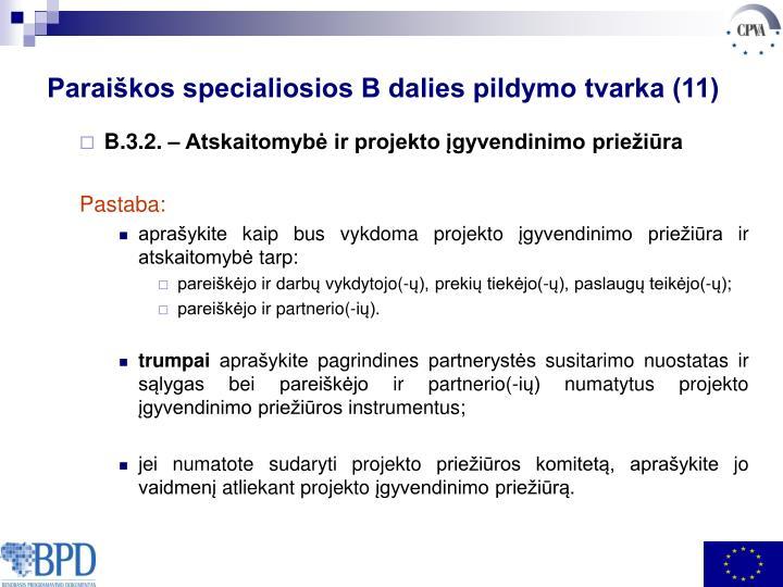 Paraiškos specialiosios B dalies pildymo tvarka (11)
