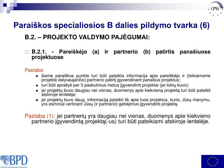 Paraiškos specialiosios B dalies pildymo tvarka (6)