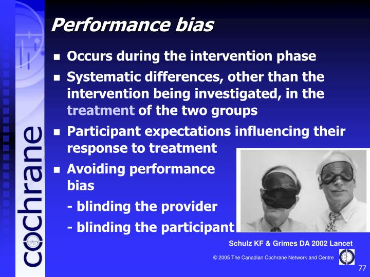 Occurs during the intervention phase