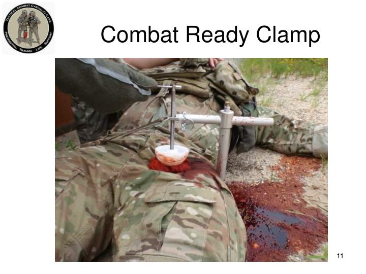 Combat Ready Clamp