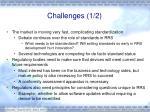 challenges 1 2