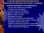 plan de inspecci n basado en el an lisis de riesgos aplicado a tanques14