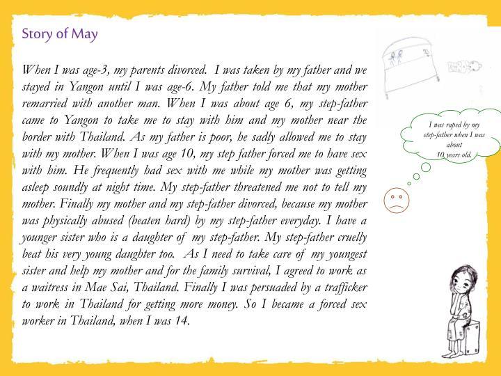 Story of May