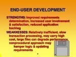end user development1