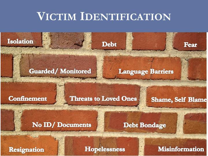Victim Identification
