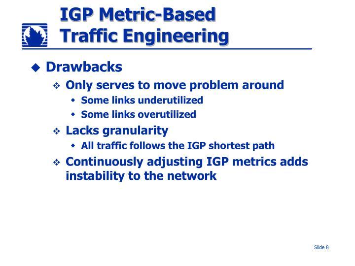 IGP Metric-Based