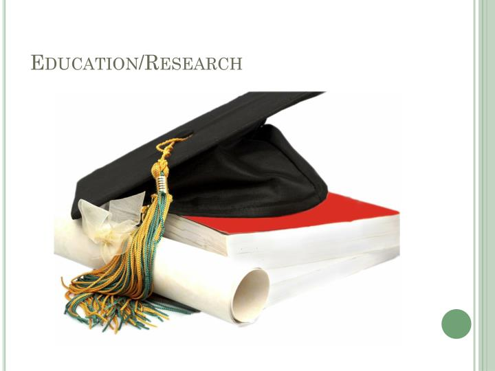 Education/Research