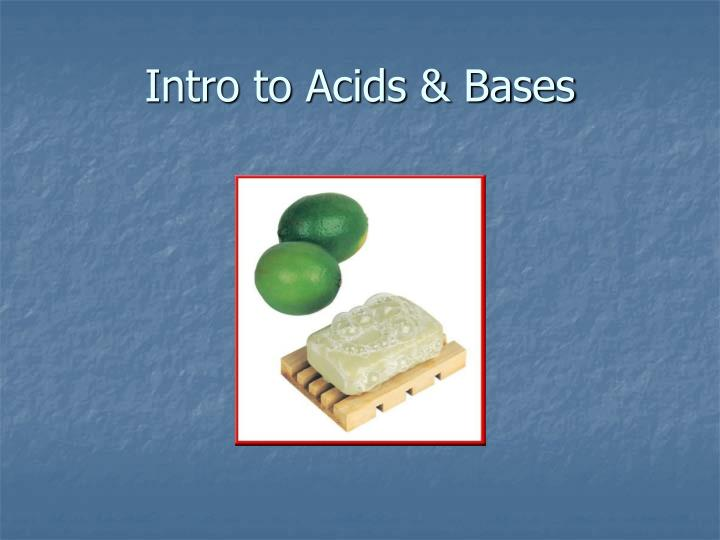 intro to acids bases n.