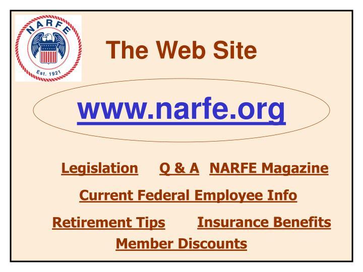 The Web Site