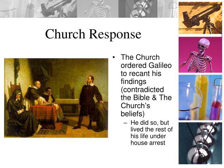 Church Response
