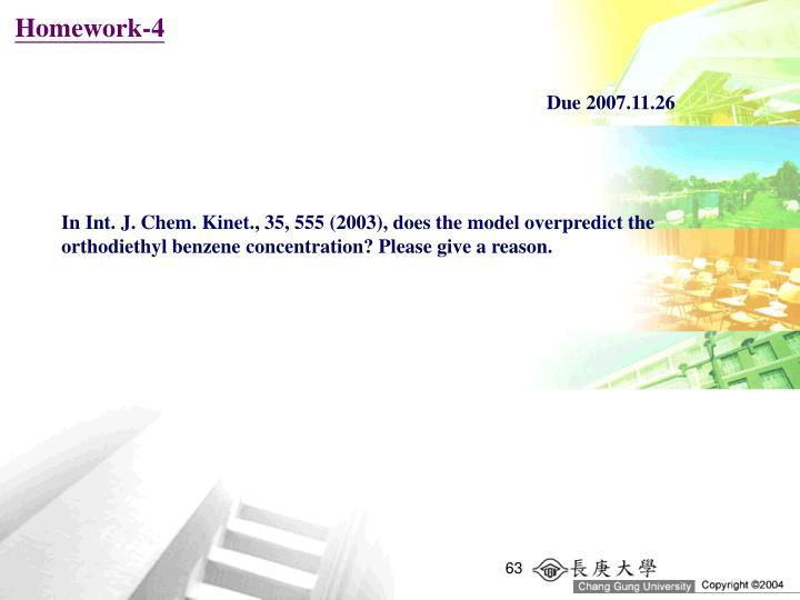 Homework-4