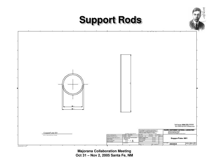Support Rods