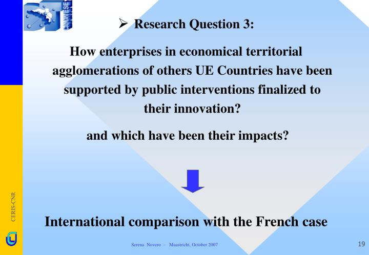 Research Question 3:
