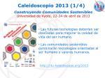 caleidoscopio 2013 1 4