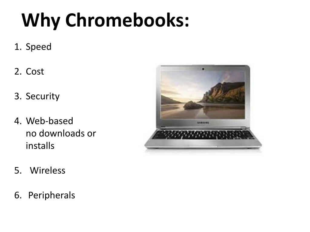 Ppt Chromebook Basics Powerpoint Presentation Free
