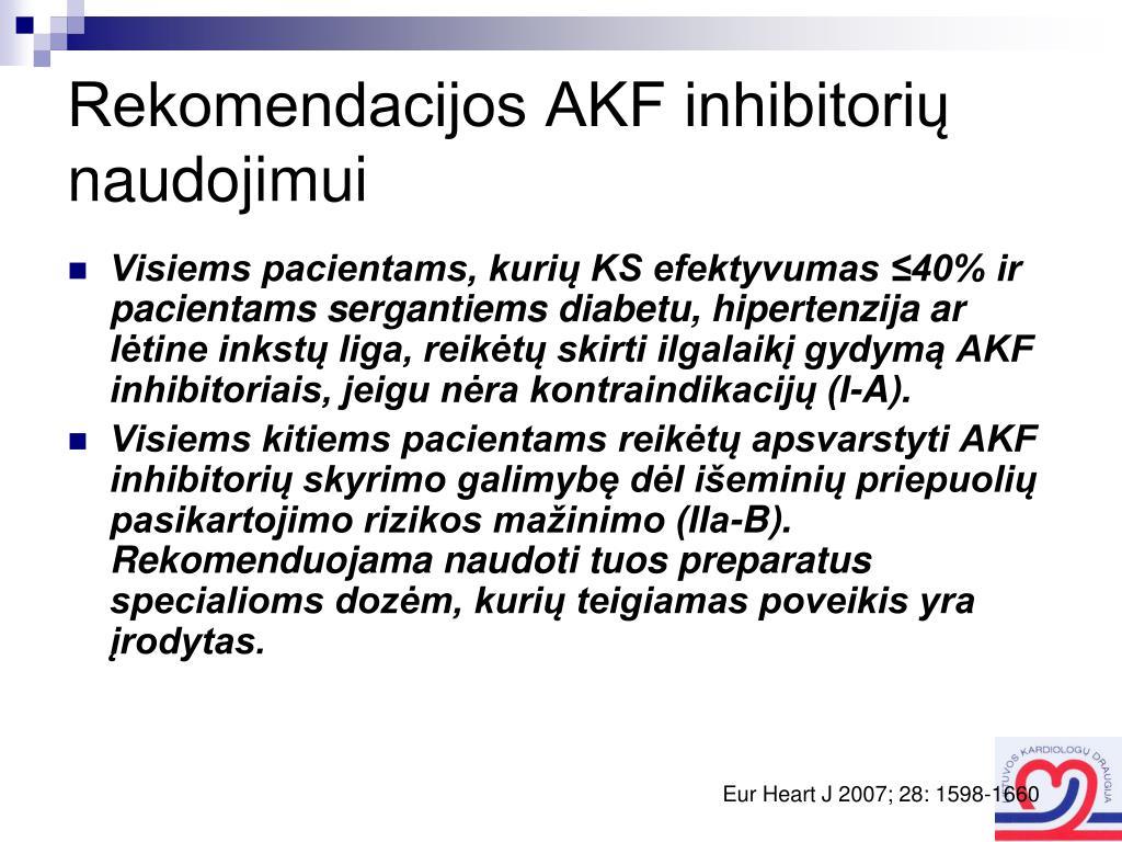 Tiazidiniai diuretikai naujų vaistų eroje: ar veiksminga ir saugu jais gydyti arterinę hipertenziją