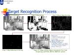 target recognition process