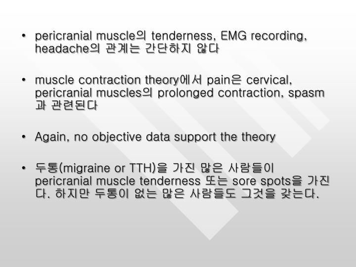 pericranial muscle