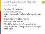c c t nh n ng google map api tr n android