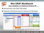 win graf workbench